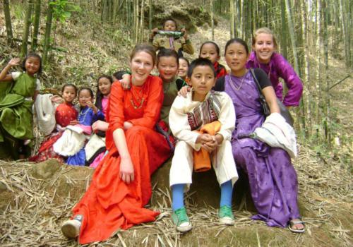 FSJ in Asien