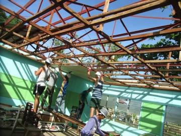Wann ist Freiwilligenarbeit in Katastrophengebieten sinnvoll?