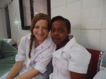 Freiwilligendienst im Krankenhaus