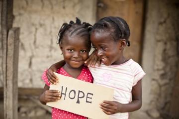 Freiwilligenarbeit mit Kindern Afrika