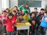 Volunteer in Asien