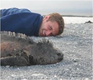 Freiwilligenarbeit mit Tieren auf den Galapagosinseln