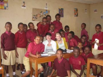 Freiwilligenarbeit Tansania