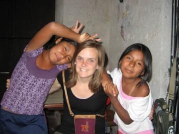 Freiwilligenarbeit im Mädchenhaus in Peru
