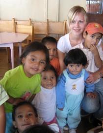 Freiwilligenarbeit mit Kindern in Ecuador
