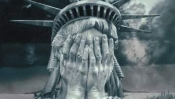 Die Freiheit ist geschockt nach Trumps Wahlsieg